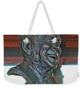 President Reagan Bust Weekender Tote Bag
