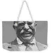 President Teddy Roosevelt Weekender Tote Bag