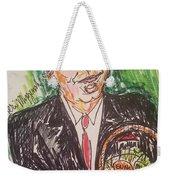 President Trump Weekender Tote Bag