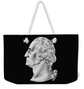 President Washington Bust  Weekender Tote Bag