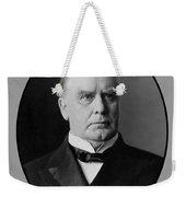 President William Mckinley  Weekender Tote Bag