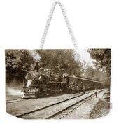 President William Mckinleys Presidential Locomotive No. 1456  May 1901 Weekender Tote Bag