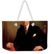 President Woodrow Wilson Weekender Tote Bag