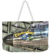 Presidential Aircraft - Lockheed Vc-121e Columbine Weekender Tote Bag