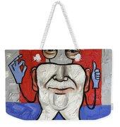 Presidential Tooth 2 Weekender Tote Bag by Anthony Falbo
