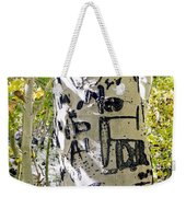 Presidential Tree Weekender Tote Bag