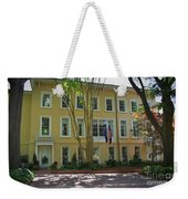 President's Residence University Of South Carolina Weekender Tote Bag