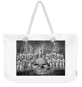 Presidents Washington And Jackson Weekender Tote Bag