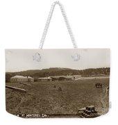 Presidio Of Monterey, Cal. Circa 1910 Weekender Tote Bag