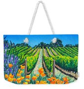 Presidio Vineyard Weekender Tote Bag