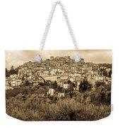 Pretoro - Landscape In Sepia Tones  Weekender Tote Bag