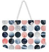 Pretty Dots Weekender Tote Bag