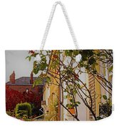 Pretty English Cottage  Weekender Tote Bag