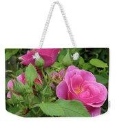 Pretty In Pink 3 Weekender Tote Bag