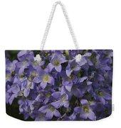 Pretty In Purple Weekender Tote Bag
