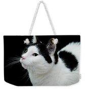 Pretty Kitty Cat 2 Weekender Tote Bag