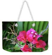 Pretty Pink Flowers 2 Weekender Tote Bag