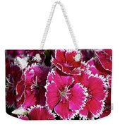 Pretty Pinks Weekender Tote Bag