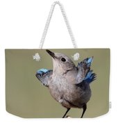 Pretty Pose Weekender Tote Bag