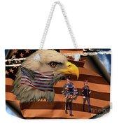 Price Of Freedom Weekender Tote Bag