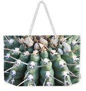 Prickly Cactus Weekender Tote Bag