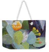 Prickly Pear In Bloom Weekender Tote Bag