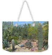 Prickly Pearadise Weekender Tote Bag