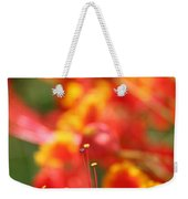 Pride Of Barbados Weekender Tote Bag