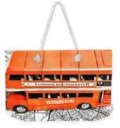 The Pride Of London Weekender Tote Bag