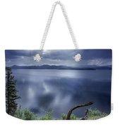 Priest Lake Light Weekender Tote Bag