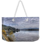 Priest River Panorama 8 Weekender Tote Bag