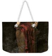 Priestess Of Delphi Weekender Tote Bag