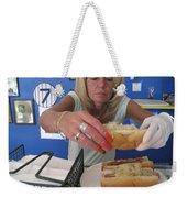 Primaries Weekender Tote Bag