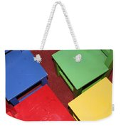 Primary Chairs Weekender Tote Bag