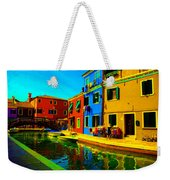 Primary Colors 2 Weekender Tote Bag