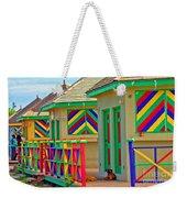 Primary Colors Weekender Tote Bag