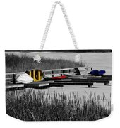 Primary Colors  How Plain Life Could Be Without Weekender Tote Bag