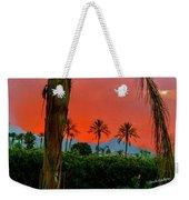 Primary Desert Sunset Weekender Tote Bag