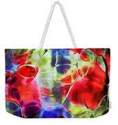 Glassy Art Weekender Tote Bag