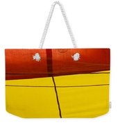 Primary Light Weekender Tote Bag