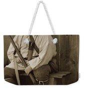 Primitive Man Weekender Tote Bag