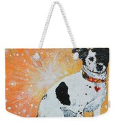 Primrose I Will Shine On You Weekender Tote Bag