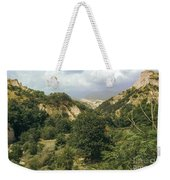 Prin Mountain View Weekender Tote Bag