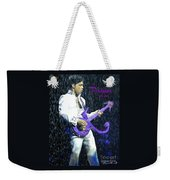 Prince 1958 - 2016 Weekender Tote Bag