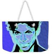 Prince Blue Nixo Weekender Tote Bag