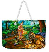 Prince In The Forest Of Life Weekender Tote Bag