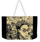 Prince Of Darkness Weekender Tote Bag