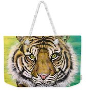 Prince Of The Jungle Weekender Tote Bag