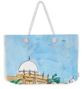 Prince Of Wales Museum Mumbai Weekender Tote Bag