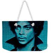 Prince - Tribute In Blue Weekender Tote Bag
